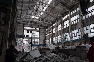 Покинуті корпуси рафінадного заводу, Суми