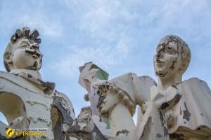 Недобудований співочий фонтан «Казка», Кривий Ріг