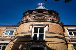 Винницкая психбольница и парк А.И. Ющенко, Винница