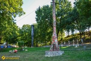 Музей-заповедник украинского гончарства, Опошня