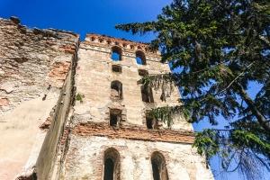 Defensive tower of the XVI century., Starokostiantyniv