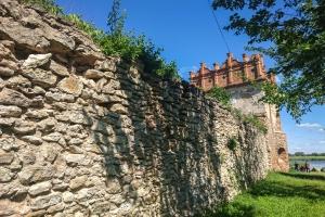 Замок Острожских, Староконстантинов