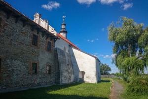 Замок Острозьких, Старокостянтинів