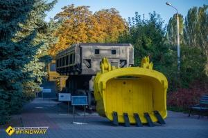 Музей гірничої техніки ПівнГЗК під відкритим небом, Кривий Ріг