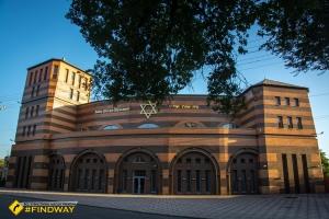 Музей Михаила Мармера, Синагога, Кривой Рог