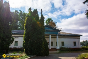 Zakrevski Manor, Berezova Rudka