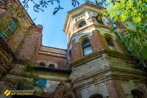 Shkuratov House, Pryluky