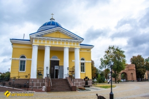 Nativity of the Virgin Cathedral, Pryluky