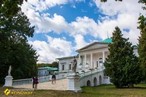Палац Галаганов, Сокиринцы