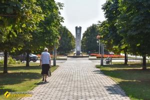 Каштановая аллея, Полтава