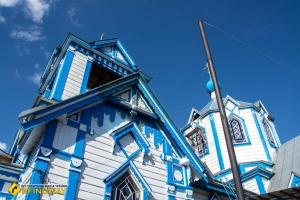 Деревянная церковь Рождества Христова, Боровая