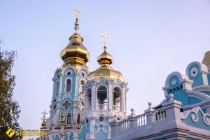 Храм святой царицы Тамары, Харьков