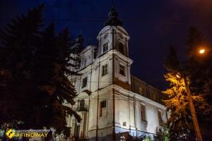 Дом органной и камерной музыки, Костел Марии Магдалины, Львов