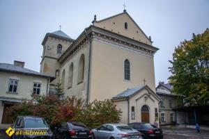 Church of St. Lazarus, Lviv