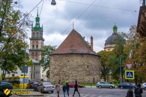 Пороховая башня, Львов