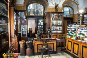Pharmacy Museum on Market Square, Lviv