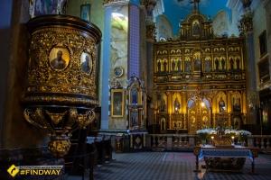 Church of Transfiguration, Lviv
