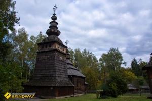 Shevchenkivsky Grove, Sheptytsky Museum of Folk Architecture and Life, Lviv
