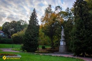 Стрыйский парк, Львов