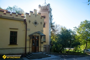 Музей освободительной борьбы Украины, Львов