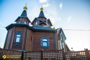 "Wooden Church of Mother of God Icon ""Hail and Consolation"", Kharkiv"