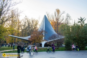 Ботанический сад «Саржин яр», Харьков