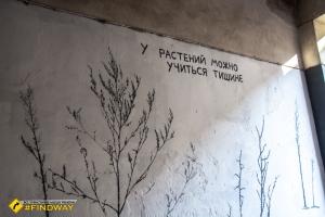 Hamlet Zinkovskyi, murals map, Kharkiv