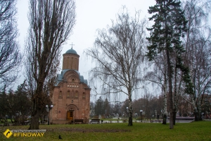 Friday Church, Chernihiv