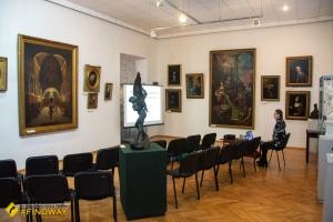 Художественный музей Григория Галагана, Чернигов