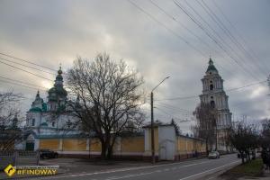 Троицко-Ильинский монастырь, Чернигов