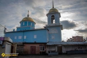 Свято-Богоявления церковь, Нежин