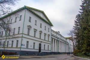 Nizhyn Gymnasium of Higher Sciences after Bezborodko