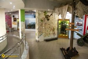Музей «Харьковщина  во второй мировой войне», Высота Маршала Конева