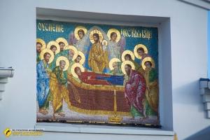 Храм Успіння Пресвятої Богородиці, Солоницівка