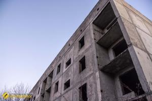 Недобудований житловий будинок, Харків