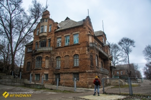 Замок Вальмана, Запоріжжя