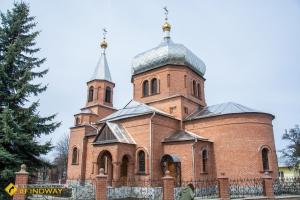 Свято-Преображенский храм, Великий Бурлук