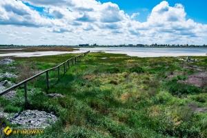 Соленое озеро санатория Гопры, Голая Пристань
