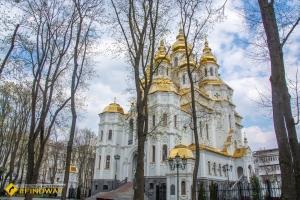 Myrrh-bearing Women church, Kharkiv