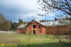 Покинуті конюшні Наталієвського парку, Володимирівка