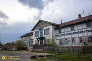 Дом Малевича, Пархомовка