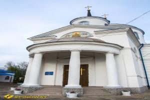 Свято-Покровская церковь (1808), Пархомовка