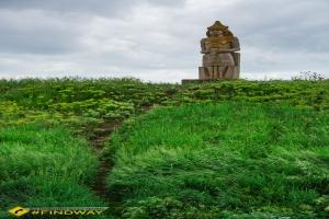 Курганы древних степных народов, Казацкое