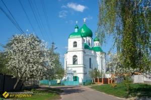 Assumption Cathedral (1671), Novgorod-Siversky