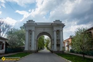 Triumphal Arch, Novgorod-Siversky