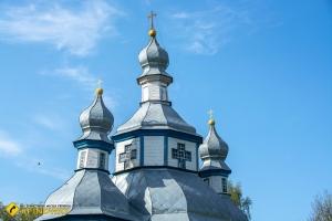 Покровская церковь (1706г), Синявка