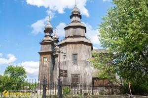 St. George's Church (1747), Sedniv