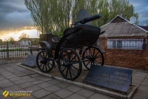 Museum of Local Lore, Huliaipole