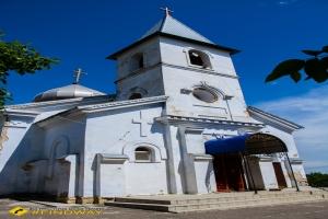 Archangel Michael Church, Swedish Village Zmiivka