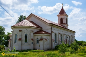 Apostle John Lutheran Church, Swedish Village Zmiivka